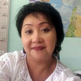 Альбина Дутбаева
